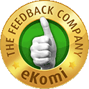 Logo the feedback company - eKomi