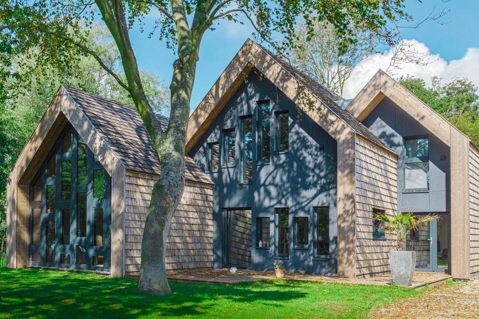 Construction de maison écologique